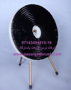 industry industrial-machinery industrial-machinery تولید انواع برس قالیشویی مدل دیسکی