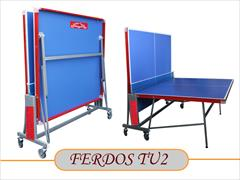 buy-sell entertainment-sports sports TU2میزپینگ پنگ نئوپان ملامینه ریلی فردوس اسپرت
