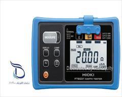 industry industrial-automation industrial-automation ارت سنج سه سیمه ضد آب هیوکی HIOKI FT6031-03