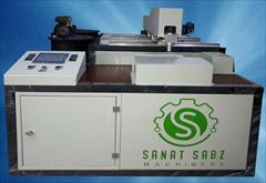 industry industrial-machinery industrial-machinery دستگاه تزریق فوم فیلتر هوا خودرو