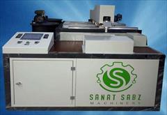 industry industrial-machinery industrial-machinery دستگاه تزریق فوم فیلتر هوا
