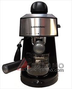 buy-sell home-kitchen kitchen-appliances اسپرسوساز گوسونیک Gosonic GEM-860