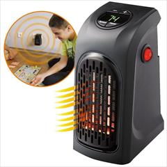 buy-sell home-kitchen home-appliances بخاری برقی دیواری پریز برق (هیتر مسافرتی قابل حمل)