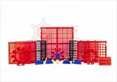 industry industrial-machinery industrial-machinery توری دانه بندی پلی یورتان