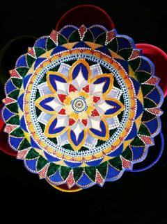 buy-sell handmade pottery ظروف سفالی با طرح متنوع