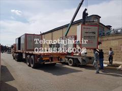 industry industrial-machinery industrial-machinery نصب و راه اندازی کوره تفلون در ابعاد مختلف