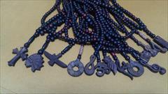 buy-sell handmade jewelry گردنبند چوبی کاردست و طرحهای خودتان