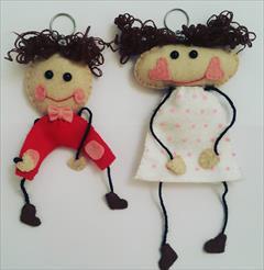 buy-sell handmade home-decoration عروسک فرفری
