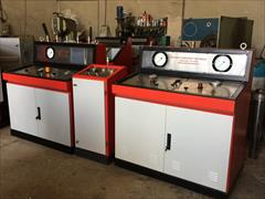 industry tools-hardware tools-hardware دستگاه تست فشار - میز تست شیر - تست هیدرواستاتیک -