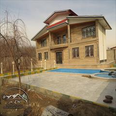 real-estate land-for-sale land-for-sale باغ ویلا 3000 متری در خوشنام صفادشت کد521