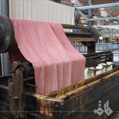 industry textile-loom textile-loom بافت و تکمیل تترون ترگال و کجراه