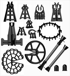 industry roads-construction roads-construction اسپيسر پلاستيكي - ارس پلاست