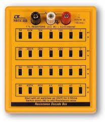 industry industrial-automation industrial-automation جعبه مقاومت رو میزی RBOX-408