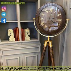 buy-sell home-kitchen decoration ساعت ایستاده دکوری و تزئینی سه پایه