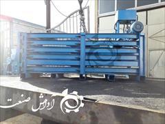 industry industrial-machinery industrial-machinery سازنده دستگاه پرس پوشال الیاف پت کارتن کاغذ حلب