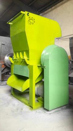 industry industrial-machinery industrial-machinery خردکن کارتن دستگاه پرس ضایعات پوشال کارتن قوطی