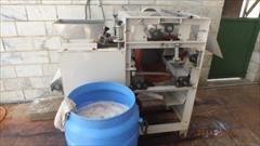 industry food food دستگاه پوست کن باقالی سبز