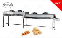 industry machinary machinary  دستگاه تونل آبزدایی میوه , صیفی جات , سبزیجات