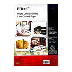 digital-appliances printer-scanner printer-scanner فروش کاغذ گلاسه ی بایتک سایز A3