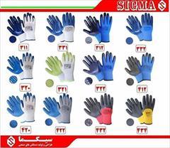 industry tools-hardware tools-hardware تولید و توزیع انواع دستکش های صنعتی