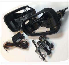 motors auto-parts auto-parts آینه تاشو برقی برلیانس 330 و 320