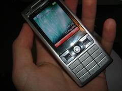 digital-appliances mobile-phone mobile-sony-ericsson فروش سونی اریکسون K800