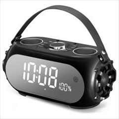 digital-appliances Audio-video-player Audio-video-player اسپیکر بلوتوث و رومیزی تسکو PORTABLE SPEAKER TS-23