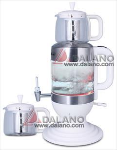 buy-sell home-kitchen cooking-appliances سماور برقی و چایساز فلر Feller TS 811 با دو قوری