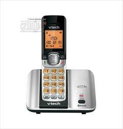 digital-appliances fax-phone fax-phone گوشی تلفن بی سيم وی تک CS6519A