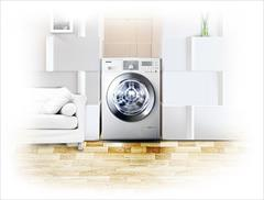 buy-sell home-kitchen kitchen-appliances  لباسشویی 8.5 کیلو حباب ساز سامسونگ مدلWD0804W8E/X