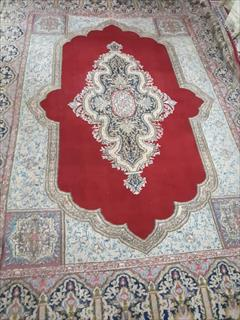 buy-sell antiques old-carpets-rugs فروش دو فرش 12 متری قدیمی 80 سال به بالا