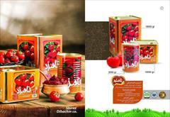 buy-sell food-drink cooking-ingredients فروش عمده رب گوجه فرنگی نامزد