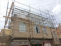 services industrial-services industrial-services اضافه کردن طبقه به ساختمان بنایی با سازه های سبک