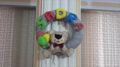 buy-sell handmade other-handmade تم سیسمونی عروسک خرسی نمدی