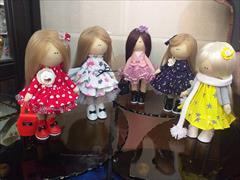 buy-sell handmade other-handmade عروسک روسی
