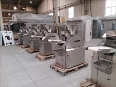 industry industrial-machinery industrial-machinery فروش دستگاه تقسیم کن خمیر (دیوایدر)