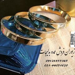 buy-sell personal watches-jewelry النگو عمده سه تایی خورشیدی  در زیوران