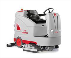 industry cleaning cleaning اسکرابر سرنشین دار / ماشین زمین شور / کف شو صنعتی