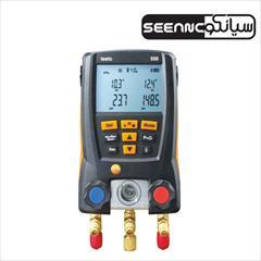 industry safety-supplies safety-supplies دتکتورگاز دیجیتال مدل testo 550