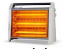 buy-sell home-kitchen home-appliances بخاری برقی بخوردار اکوادور
