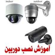 services educational educational آموزش نصب و راه اندازی دوربین مــدار بسته