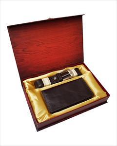 buy-sell personal bags-shoes ست چرمی کیف و کمربند و جاسوییچی
