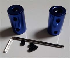 industry other-industries other-industries کوپلینگ آلومینیومی 5X8 mm ویژه پرینترهای 3 بعدی