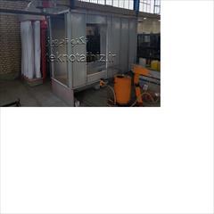 industry industrial-machinery industrial-machinery تهیه و تامین تجهیزات سیستم بازیافت رنگ مونوسایکلون