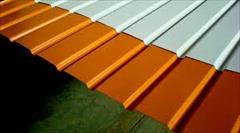 industry iron iron  تولید ورق دامپا یا لمبه رنگی و روغنی
