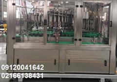 industry machinary machinary دستگاه پرکن قوطی ماءالشعیر