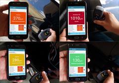 motors auto-parts auto-parts فروش دستگاه کارشناسی اتومبیل  وایرلس-تشخیص رنگشدگی