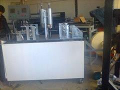 industry industrial-machinery industrial-machinery  انواع  دستگاه چين کن کاغذ (فيلتر هواwww.behan-san