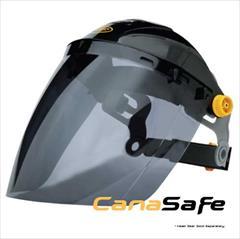 industry safety-supplies safety-supplies شیلد محافظ صورت کاناسیف (طلق و هدگیر)