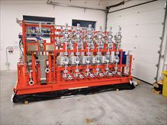 industry water-wastewater water-wastewater پکیج تزریق مواد شیمیایی | تصفیه فاضلاب صنعتی